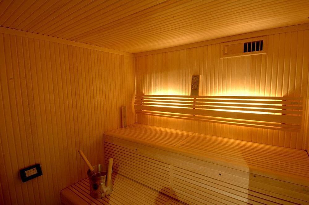 Sauna Basement finish